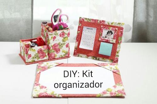 DIY - Kit Organizador