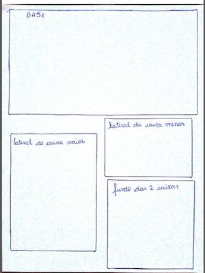 Molde - Porta Lápis