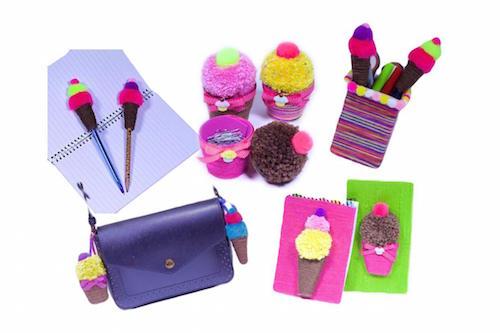 5 ideias para decorar com pompom