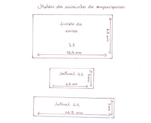 DIY - ORGANIZADOR COM RELÓGIO