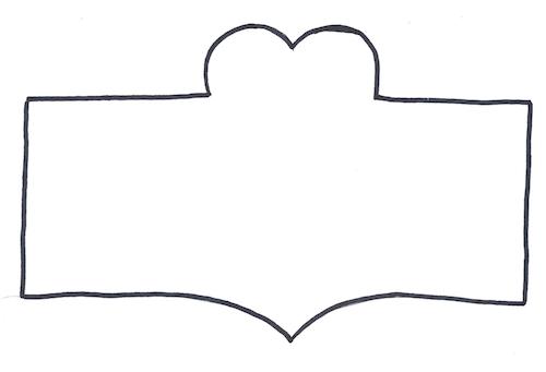 molde centro de mesa